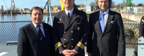 2016/04 – Fregattenkapitän Ole Paffenholz