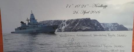 2016/05 – Mitbringsel vom Nordkap
