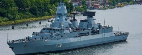 2016/05 – Die Sachsen im Nord-Ostsee-Kanal von Helsinki kommend